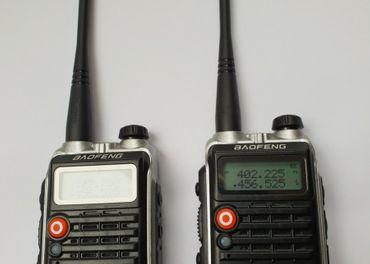 Predám vysielačky Baofeng UVB2