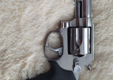 Revolver TAURUS .357 magnum