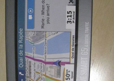 Garmin DriveSmart™ 65 & Digital Traffic uhlopr.6/95