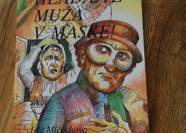 Hľadajte muža v maske - Jela Mlčochová