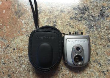 Predám MCA-25 Sony Ericsson externý fotoapará