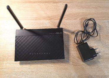 Predám wifi router ASUS RT-AC51U Dual-Band AC750