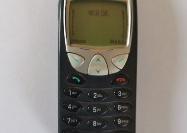 Predám Nokia 6210, na všetky siete, vhodná do autosady