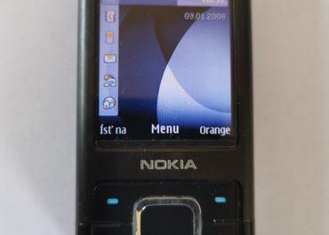Predám Nokia 6500s