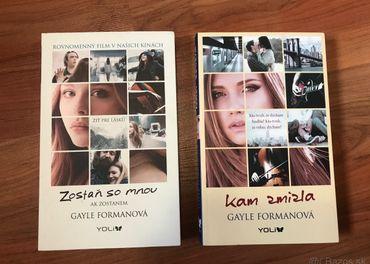 Knihy séria (1. a 2.časť) - zostaň so mnou