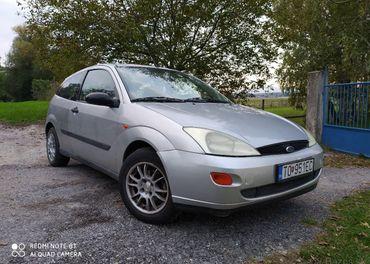 Ford FOCUS 16 - STK, EK do 2022