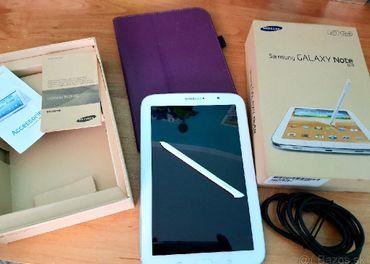 tablet SAMSUNG Galaxy 8.0, GT N5110 White