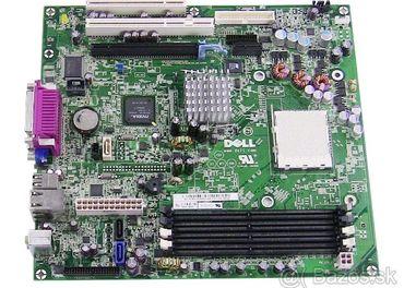 Základná doska z Dell optiplex 740 + procesor