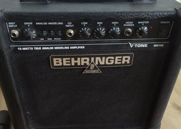 Gitarové kombo Behringer VM-Tone GM108 (1x8, 15W)