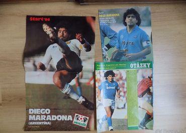 Maradona plagáty