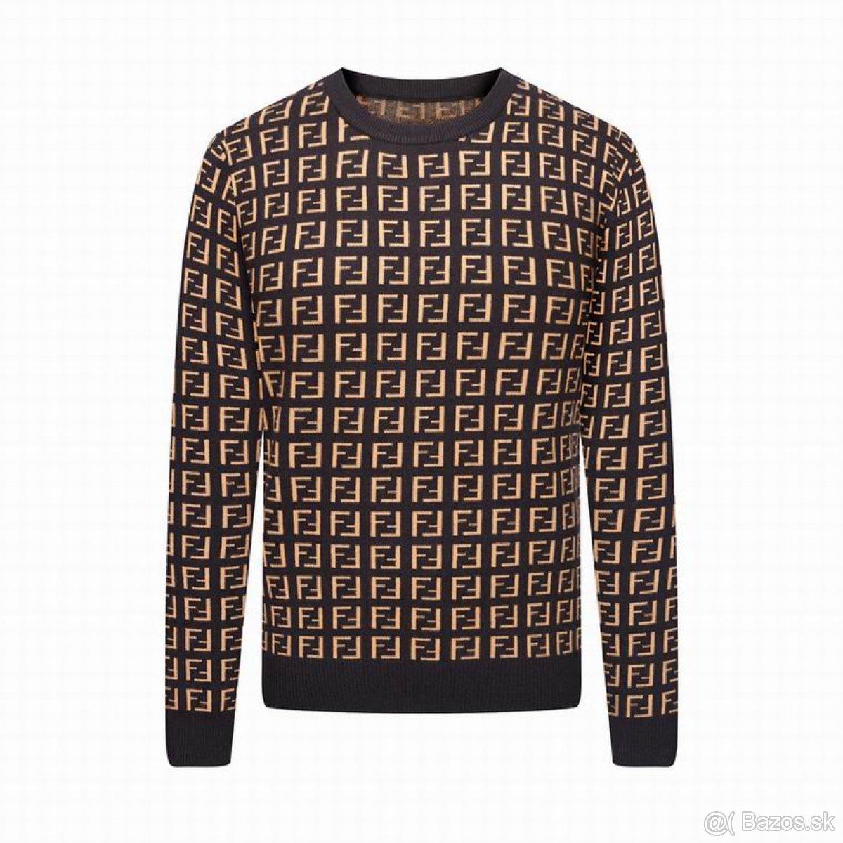 FENDI pánsky sveter