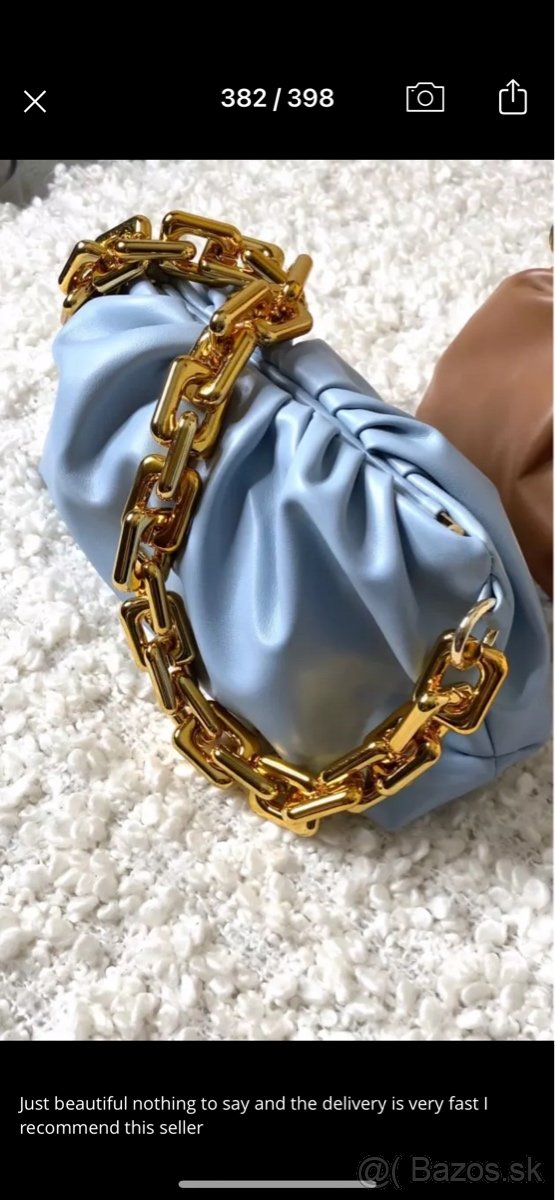 Kabelka Louis Vuitton, Dior, Prada a podobne