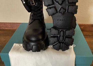 PRADA zimné topánky