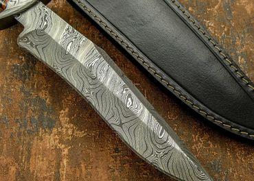 Damaškový nôž Luxusný Bodie