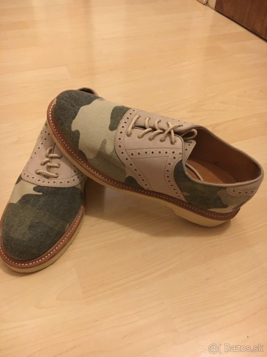 Predám topánky Dr Martens low veľ. 42