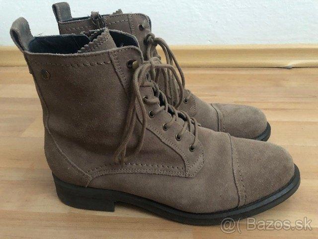 Zateplené topánky Tommy Hilfiger