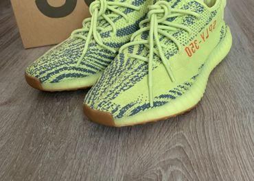 Adidas Yeezy Boost 350 Frozen Yellow (Originál)
