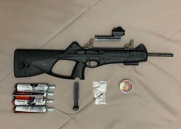 Vzduchovka Beretta Cx4 Storm CO2 4,5mm