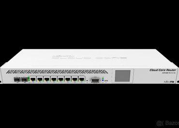 Mikrotik cloud core router