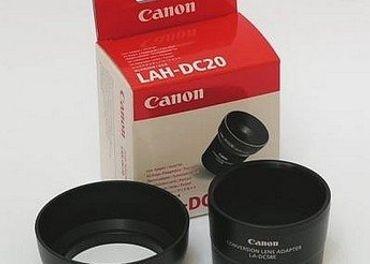 Canon LAH-DC20