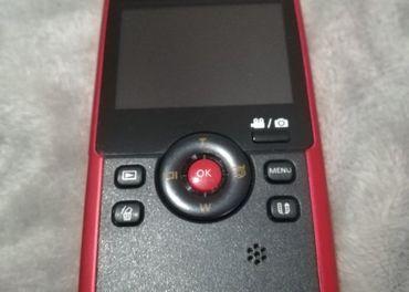 Predám Samsung hmx-w200