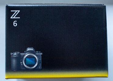 Nikon Z6 telo + FTZ adaptér - nová zostava, plná SK záruka