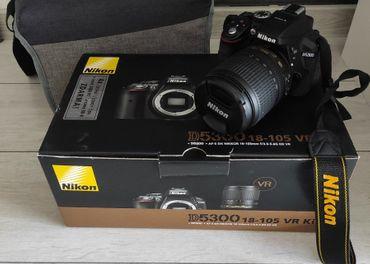 Fotoaparát NIKON D5300 18-105