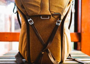 Batoh Peak Deasign Everyday Backpack 20l - svetla hneda