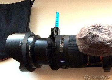 Sony VG-900 kamera