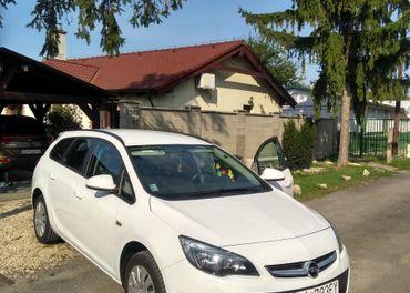 Predám Opel Astra j ST