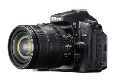 Zrkadlovka Nikon D90 + objektiv 16-85mm s VR