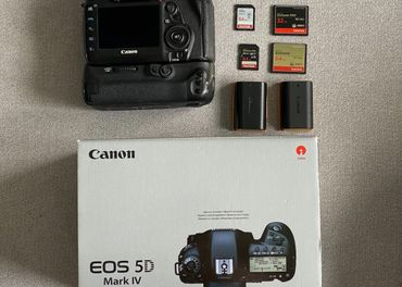 Canon EOS 5D Mark IV s BG-E20