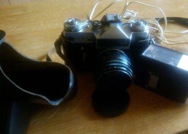 Fotoaparát zenit e