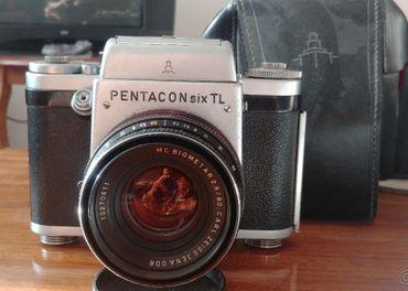 Predám Pentacon Six, na okrasu alebo diely