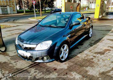 Opel Tigra 1.4 16V Cabrio