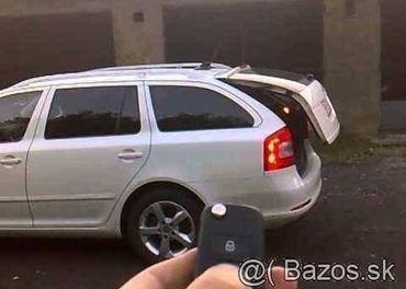 Automatické otváranie kufra ŠKODA,VW,AUDI
