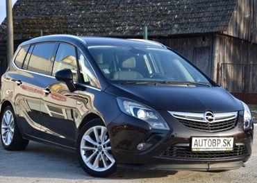 Opel Zafira Tourer 1.4 TURBO ECOTEC 140K SMILE
