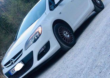 Opel Astra J ST 1.7 CDTI 81kw Top stav