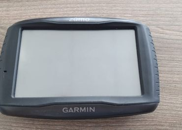GPS navigácia Garmin ZUMO 595 LM
