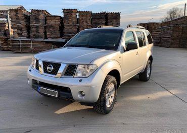 Nissan Pathfinder 2007 2.5dci 4x4