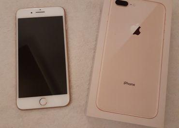 REZERVOVANÉ Apple iPhone 8 plus 64GB