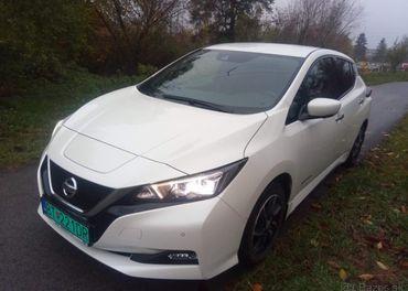 Predám Nissan Leaf 2018 40kWh N-Connecta