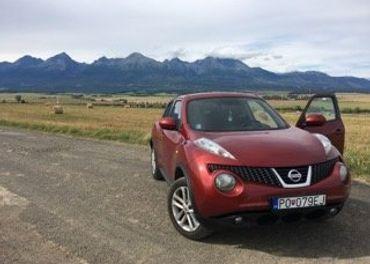 Nissan Juke 1.6, r. v. 2012, Benzín