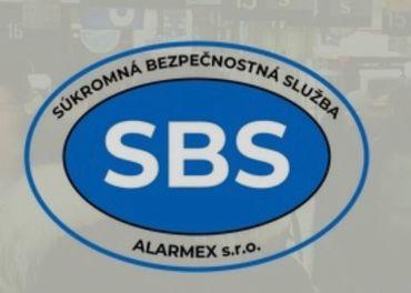 SBS Alarmex s.r.o prijme pracovníkov