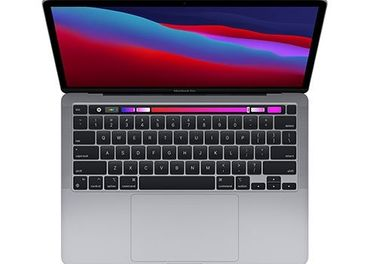 NOVINKA - MacBook Pro 13 Apple M1 Space Gray SK (2020)