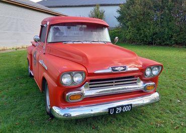 Chevrolet 3100 V8   1958