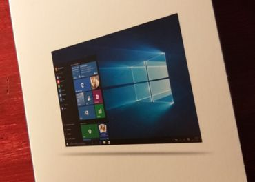 Windows 10 Home CZ