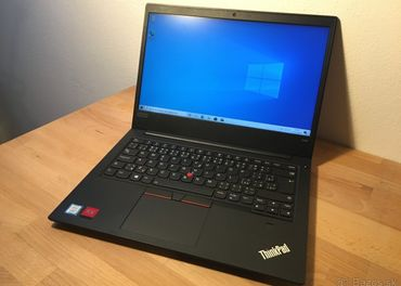 Lenovo ThinkPad E490 i7-8565U/16GB/512GB SSD