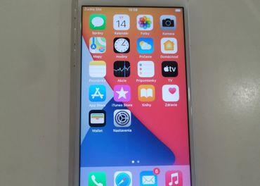 Apple Iphone 6S 32GB, Silver - 100% stav