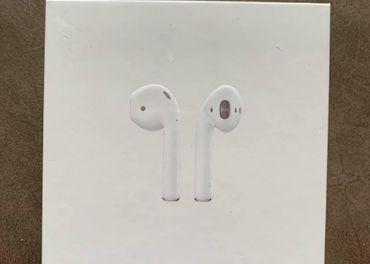 Apple Airpods 2 Nerozbalene s Wireless charging